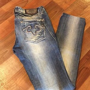 ReRock for Express jeans size 2 US